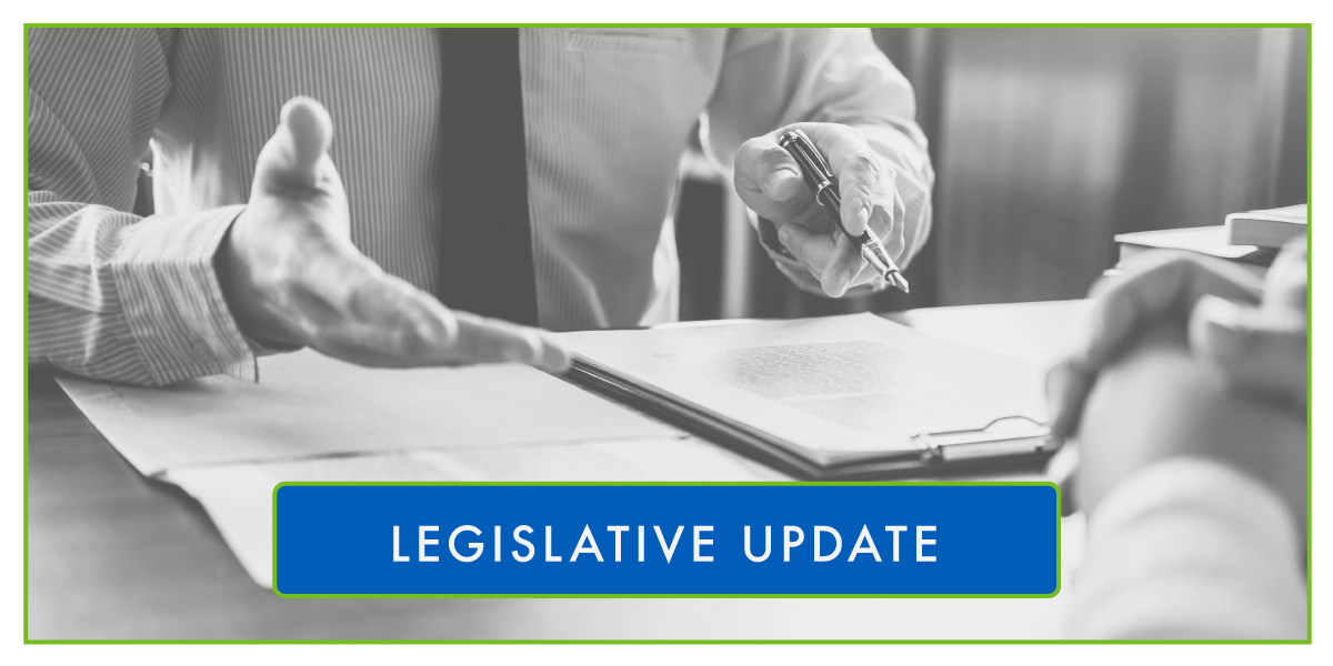 Legislative Update - Bluegrass Hospitality Association